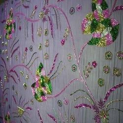 Crystal Border Embroidery