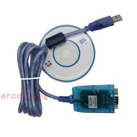 Serial RS232 Adapter FTDI FT232RL Chipset Cable