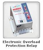 Electronic Overload Protection Relay