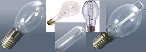 Street Light Bulbs in  New Area