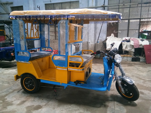 Eco Friendly Rikshaw