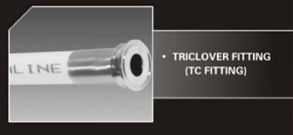 Triclover Fitting