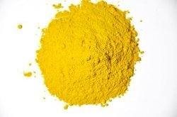Industrial Chemical Free Yellow Pigment