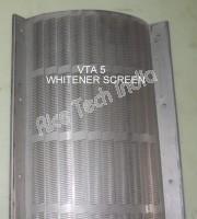 Whitener Screen