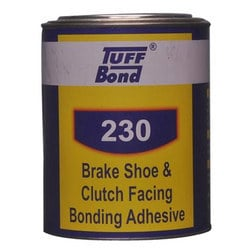 Break Shoe And Clutch Facing Adhesive