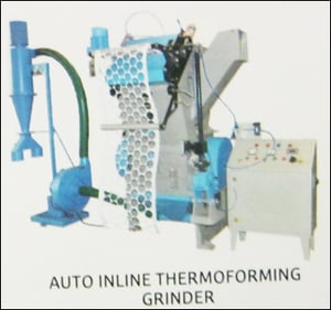 Auto Inline Thermoforming Grinder
