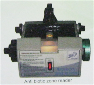 Laboratory Anti Biotic Zone Reader