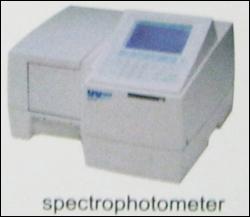 Laboratory Spectrophotometer
