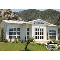 Prefabricated Wooden House Sai Structures India Plot No 58 Veer
