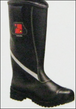 Fireman Safety Boots