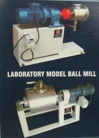 Laboratory Model Ball Mill