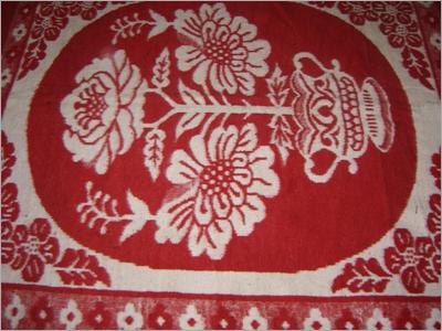 Acrylic Woollen Blanket