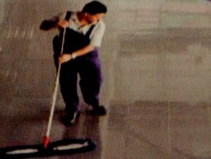 Floor Cleaning Chemical (Silvoclean - A)