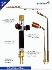 Heating Torch For Red Heating