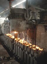 Ludhiana Steel Rolling Mill in Ludhiana, Punjab, India