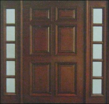 Teak Wood Door Cdf 103 Chennai Door Frames L 15 7th