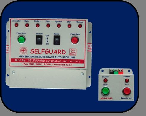 Generator Remote Start