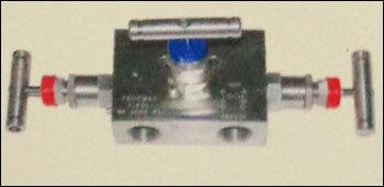 R Type 3 Valve Manifolds