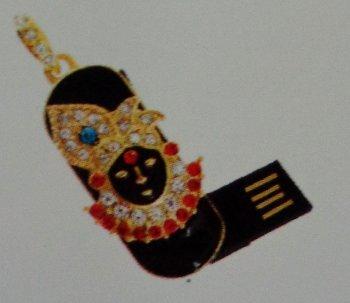 Shri Krishna Type USB Flash Drive