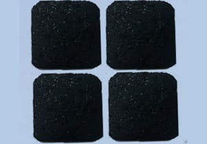 Coconut Charcoal Pillow
