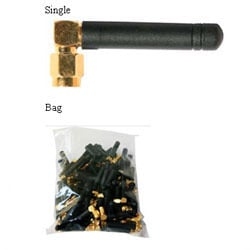 GSM Rubber Duck Antenna Right Angle