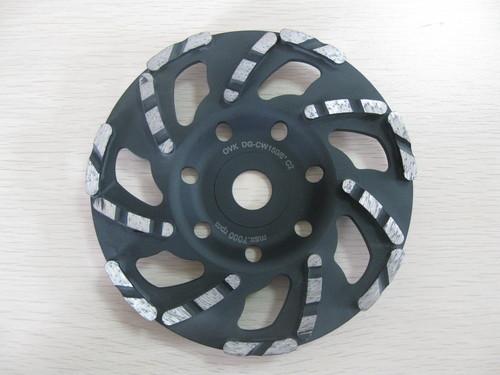 Boomerang Diamond Cup Wheel