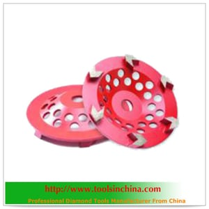 Cup Grinding Stone Wheel