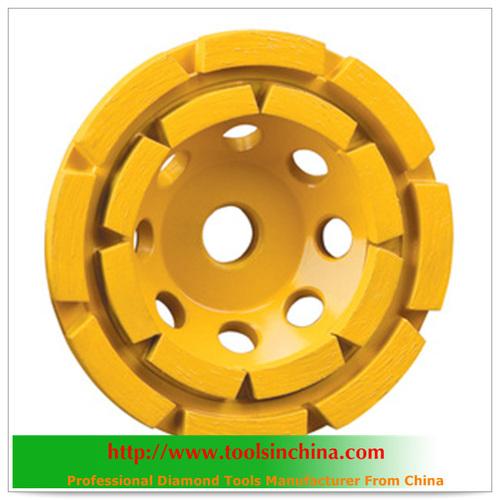 Terrazzo Grinding Cup Wheel