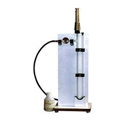 Blaine's Air Permeability Apparatus