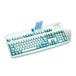 Low Cost Smartcard Keyboards