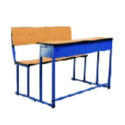 School Desk with Table Set