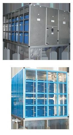 Spray Type Air Cooled Unit