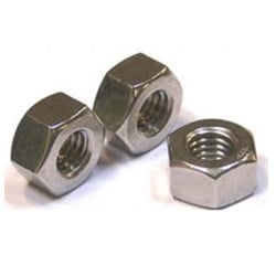 Stainless Steel Heavy Hex Nuts