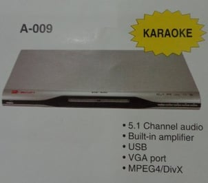 DVD Players (A-009)