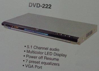 DVD Players (DVD-222)
