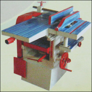 Manufacturer Of Woodworking Machinery From Jaipur By Shiv Industries