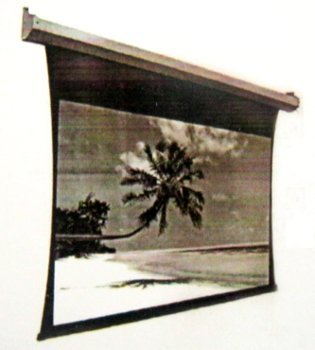 Tab Tension Projection Screens