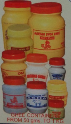 Ghee Container in Kolkata West Bengal India ANIRUDH PLASTIC PVT