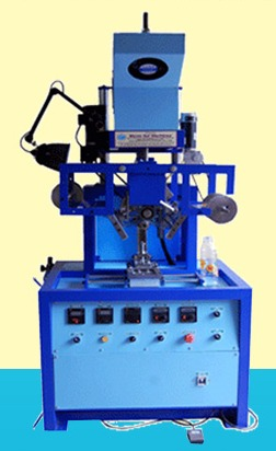 Hot Foil Stamping Machine (Round & Flat)