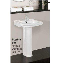 Pedestal Washbasin (Sophia Set)