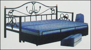 Fancy Steel Sofa Bed