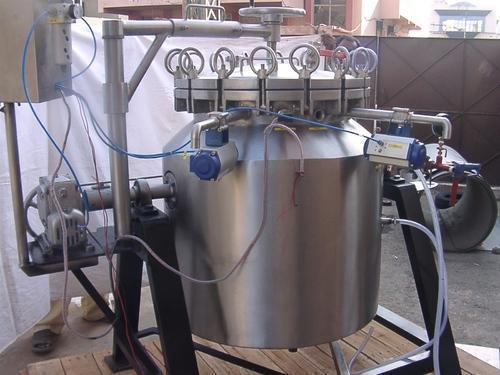 Ss Industrial Pressure Cooker