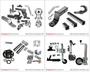 Tractor Towing Accessories