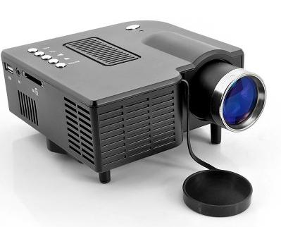 5inch Mini Led Projector