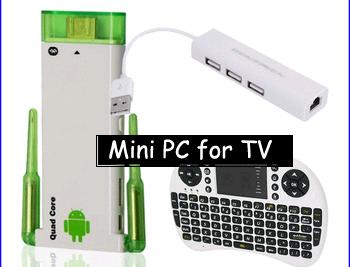 Andriod Mini Pc For Led Tv