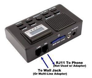 Landline Phone Recorder
