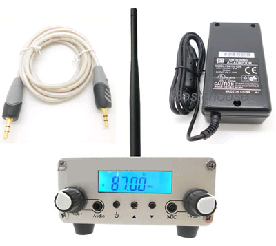 Low Powered Fm Transmitter