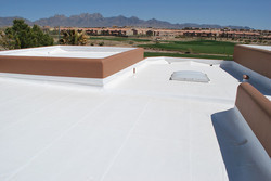 Solar Reflective Coating Service