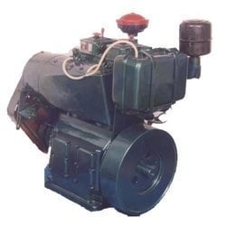 Double Cylinder Blower Type Petter Engine