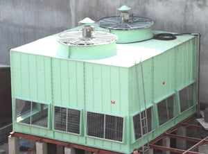 Induced Draught Cooling Towers